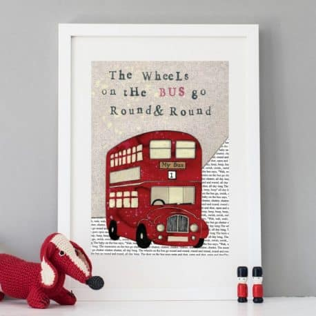 Set of 3 London Prints - London Bus print - Red bus print - London Prints - big Ben - Soldier Print - bus print - wall art - wall decor - children's wall decor