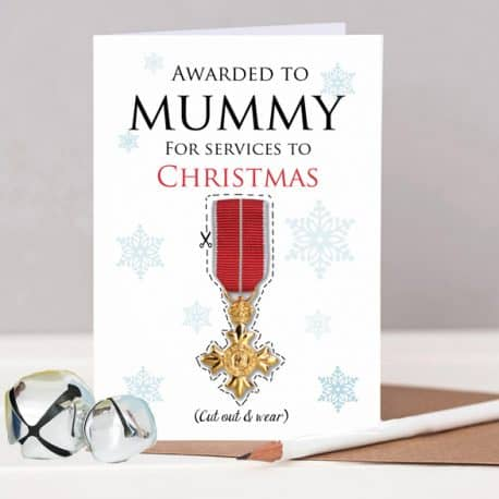 Low Res OBE Christmas Card for Mummy