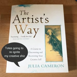 Julia Cameron - the artists way
