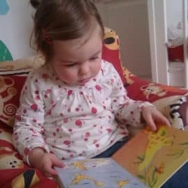 World book day, share a story