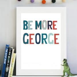 be more you kids empowering print